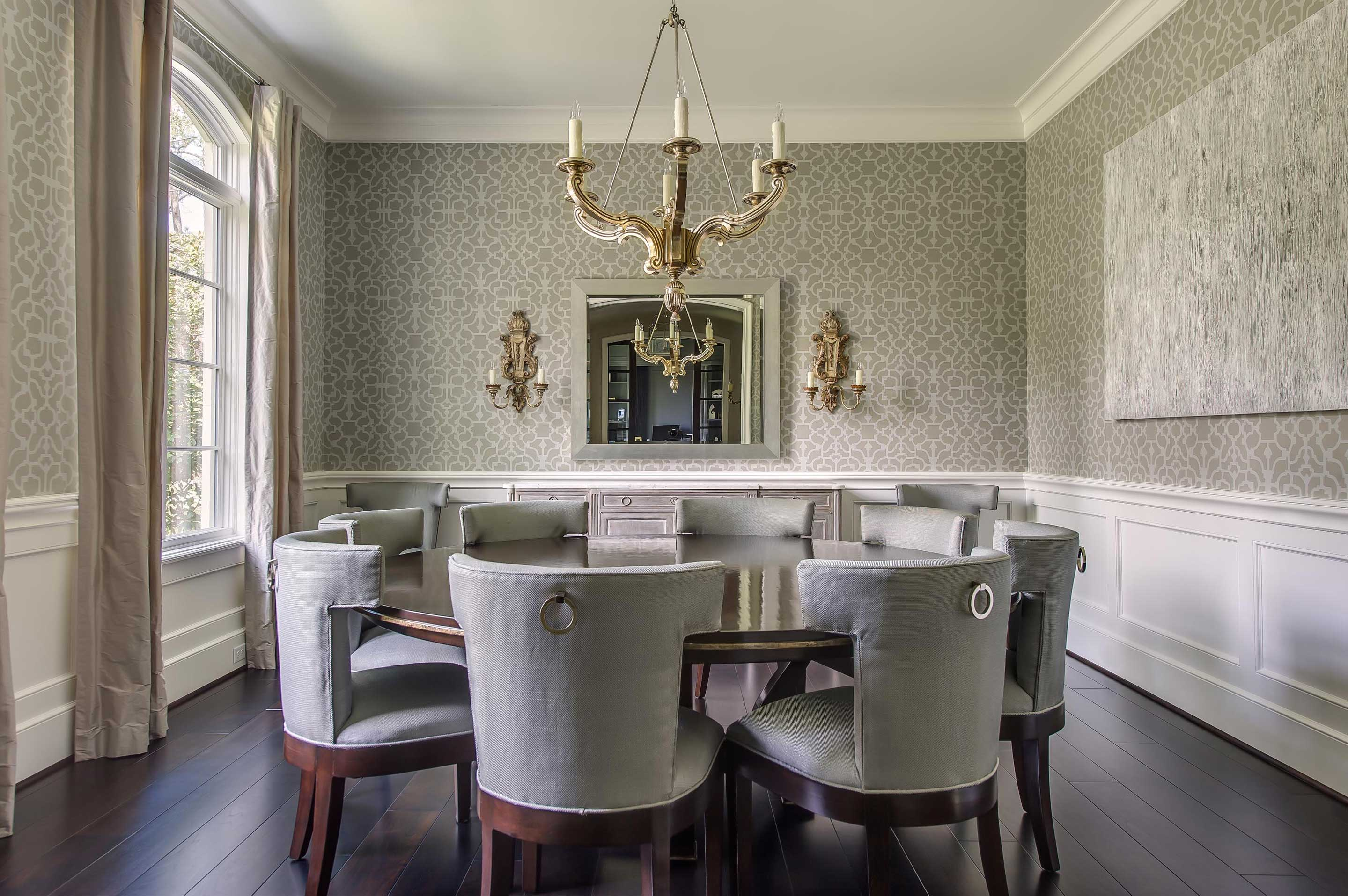 Formal Cherry Dining Room Sets Home About Portfolio Services Contact