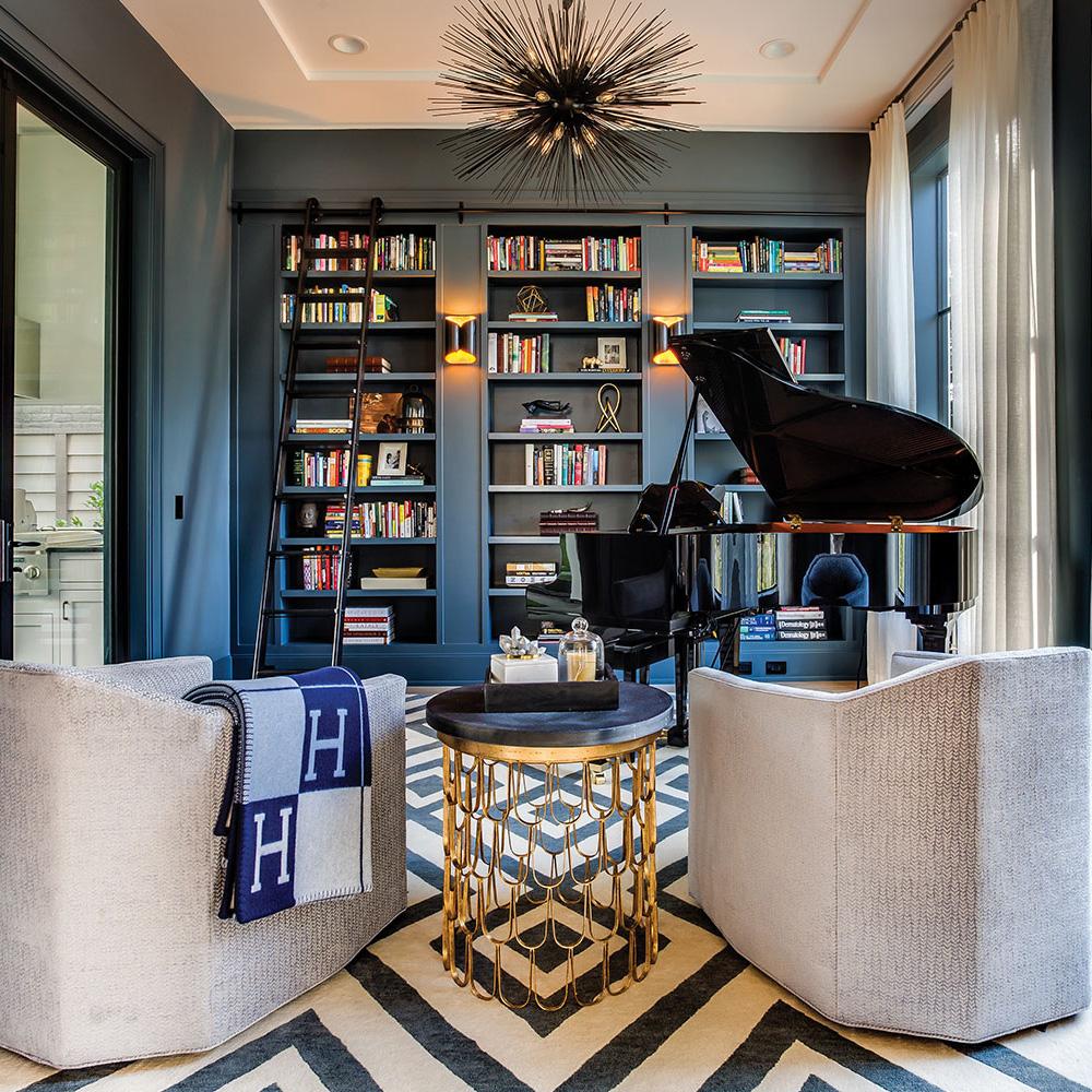 Elizabeth Garrett Interiors Houston Interior Design