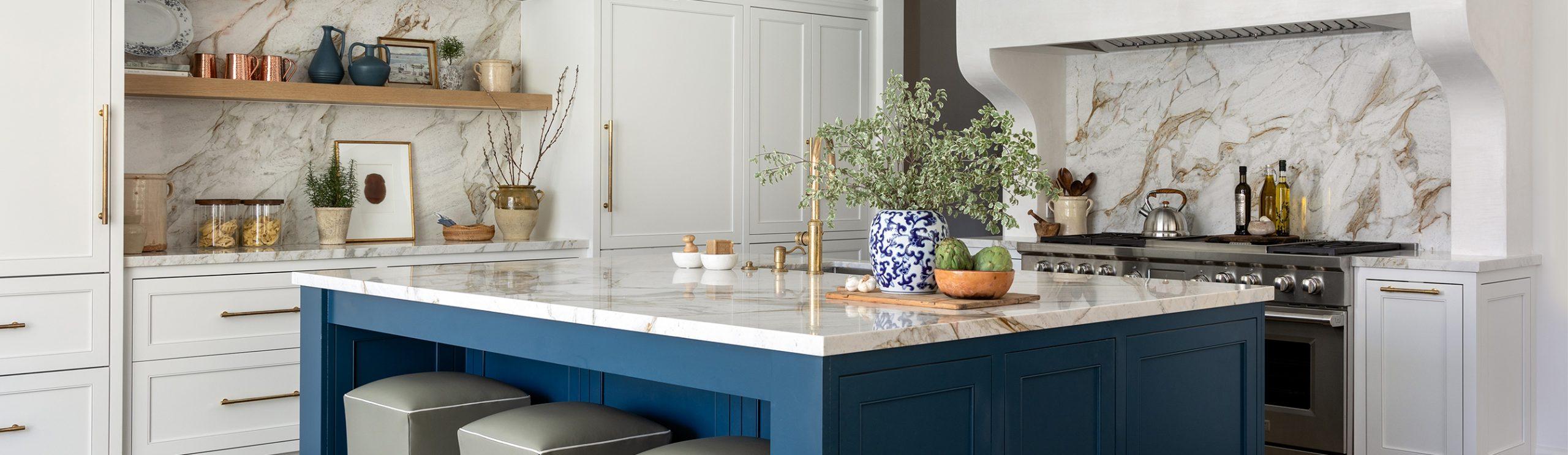 Elizabeth Garrett Kitchen design